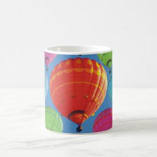 Heißluft-Ballone Tasse