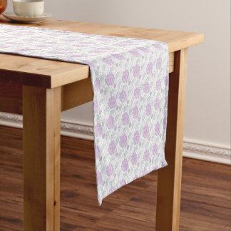 Heißluft steigt lila rosa Kinderzimmerdekorlinie Kurzer Tischläufer