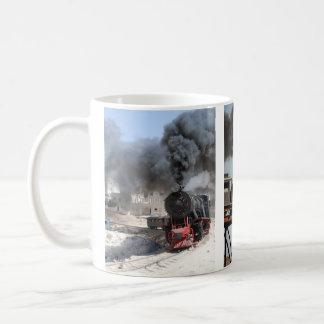 Hejaz Dampf-Zug Kaffeetasse