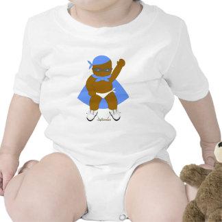 Held-Baby Strampelanzug