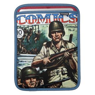 Held-Comicen iPad Sleeve