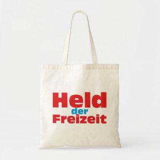 Held der Freizeit Tasche
