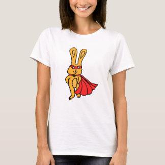 Held-Häschen T-Shirt