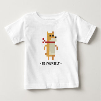 Held-Hundebaby-Geldstrafe-Jersey-T - Shirt