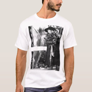 Helen Keller tauft einen Staat-Notfall F T-Shirt