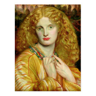 Helen von Troja, 1863 Postkarte