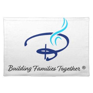 Helfen Sie uns, Familien zu retten Tischset