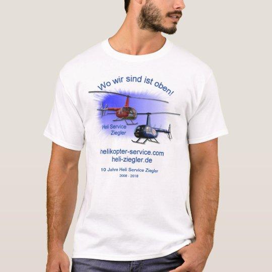 Heli Ziegler JubiläumsShirt T-Shirt