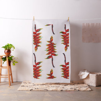 Heliconia Wald Stoff