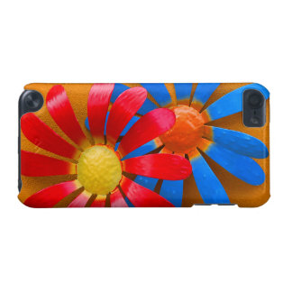 Hell farbige Sonnenblume-Dekoration iPod Touch 5G Hülle