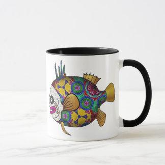 Hell farbige tropische Fische - 2 Tasse