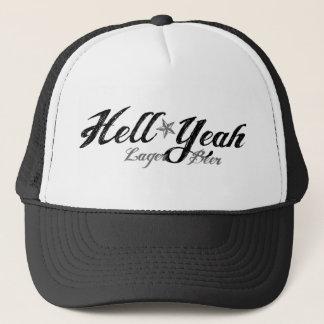 Hell Yeah Beer - Logo Cap Truckerkappe