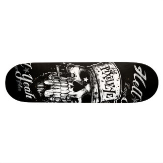 Hell Yeah Beer Skatedeck 18,4 Cm Mini Skateboard Deck