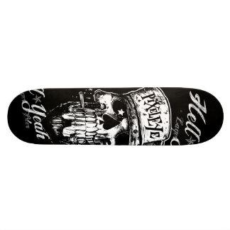 Hell Yeah Beer Skatedeck Individuelles Skateboard