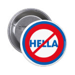 Hella ist nicht ein Wort-Knopf Buttons