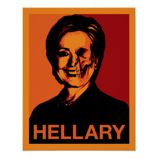 HELLARY 14x17.82 Plakat