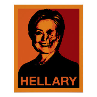 HELLARY 18x22.91 Plakat