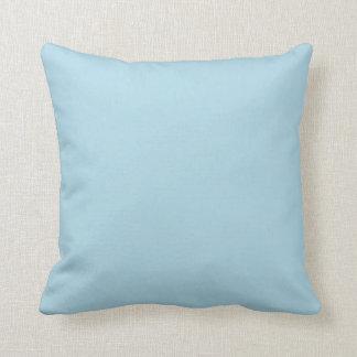 feste blaue farbe kissen. Black Bedroom Furniture Sets. Home Design Ideas