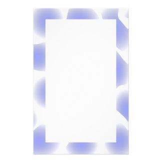 Hellblaues Muster Büropapier