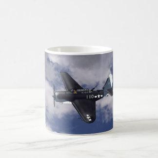 Helldiver Sturzbomber-Kaffee-Tasse Tasse