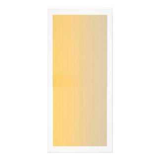 Helle Entwurfs-Buch-Kennzeichen-Gestell-Karte Werbekarte