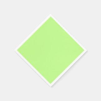 Helle gelbliche grüne Farbe