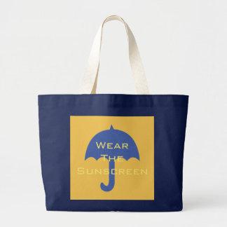 Helle Kinderstrand-Tasche Jumbo Stoffbeutel