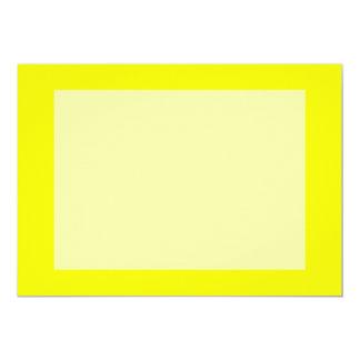 helle kundenspezifische Hintergrundschablone des 12,7 X 17,8 Cm Einladungskarte