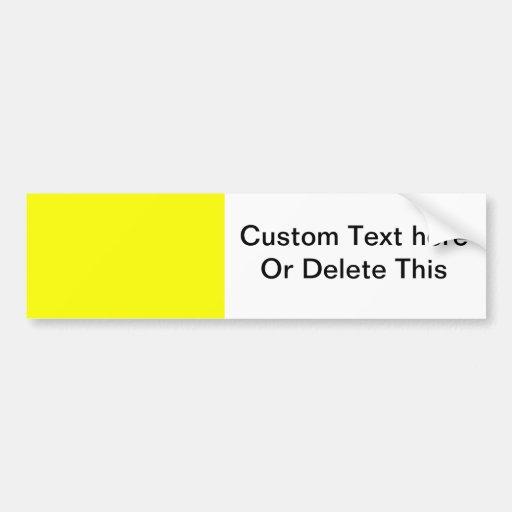 helle kundenspezifische Hintergrundschablone des G Autoaufkleber