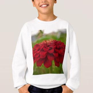 Helle rote Blume (Geschenk) Sweatshirt