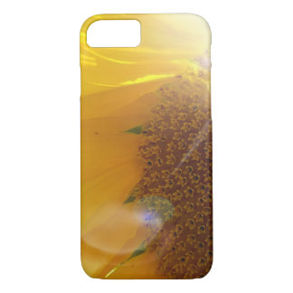 Helle sonnige Sonnenblume iPhone 8/7 Hülle