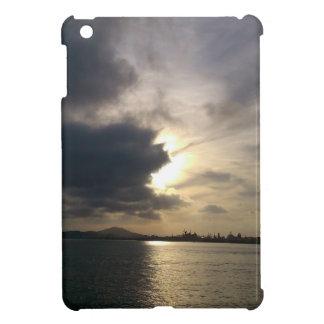 Helle Wolke iPad Mini Hülle