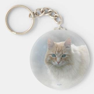 Heller Augen-Katze keychain… © Engels-Honig, 2010 Schlüsselanhänger