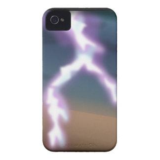 Heller Blitz iPhone 4 Hüllen