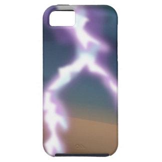 Heller Blitz iPhone 5 Hülle