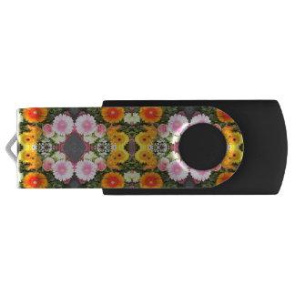 Heller Blumen USB-Blitz-Antrieb USB Stick