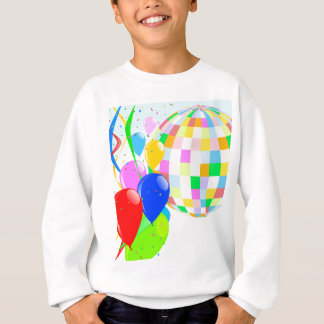 Heller Disco-Ball Sweatshirt