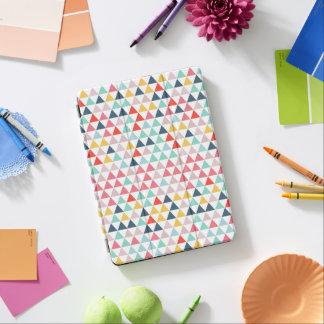 Heller Dreieck-Spaß-FarbPop iPad Air Cover