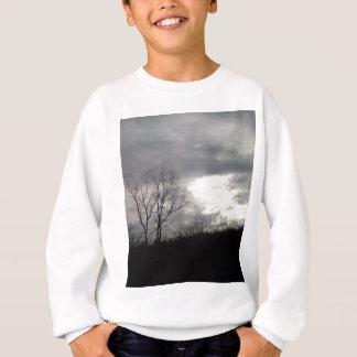 heller Glanz durch die Dunkelheit Sweatshirt