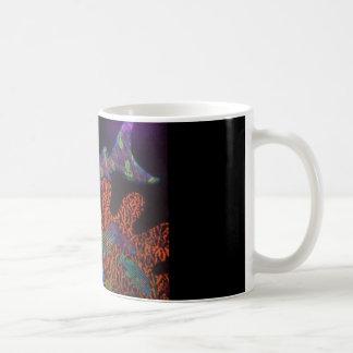 Heller Haifisch Kaffeetasse