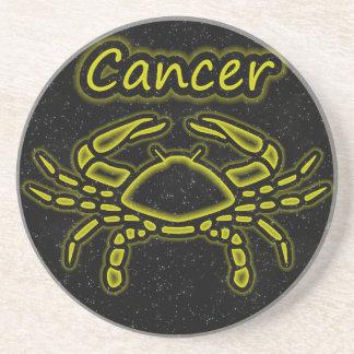 Heller Krebs Sandstein Untersetzer
