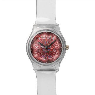 Heller Mayakalender Armbanduhr