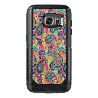Heller Regenbogen Paisley OtterBox Samsung Galaxy S7 Hülle