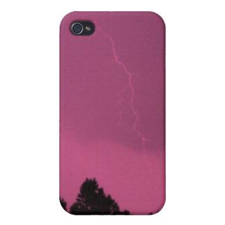 Heller rosa Blitz 3 4/4s Schutzhülle Fürs iPhone 4