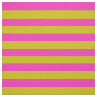 Heller rosa, dunkler Goldstengel, Streifen Stoff