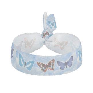 Heller Schmetterling Haargummi