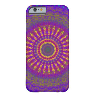 Heller Segen-Mandala iPhone 6 Fall Barely There iPhone 6 Hülle