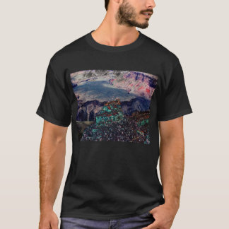 Heller Seminegative Grand Canyon durch KLM T-Shirt