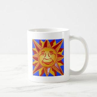 Heller Sonnenschein Kaffeetassen
