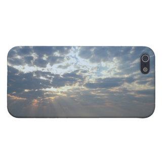 Heller Strand-Morgen - Eichen-Insel, NC Schutzhülle Fürs iPhone 5